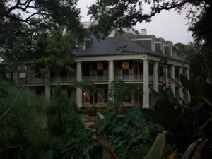 Mississippi Delta plantation